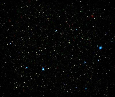 X-ray Image Photograph - Black Holes by Nasa/jpl-caltech/yale University