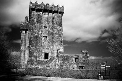 Blarney Castle Ireland Print by Gloria De los Santos