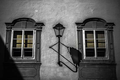 Window Photograph - Colour Blind by Chris Fletcher