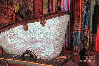 Leather Purses Photograph - Bling by Sophie Vigneault