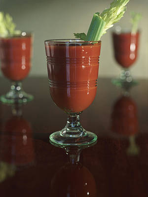Bloody Mary Photograph - Bloody Mary by Kaitlin Gruss