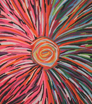 Bloom Print by Mike Manzi