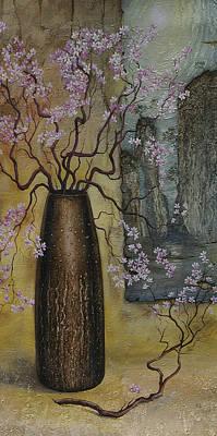 Blossom Print by Vrindavan Das