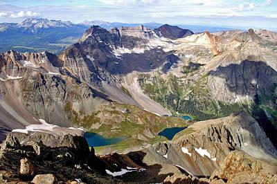 Photograph - Blue Lakes Beauty by Jeremy Rhoades