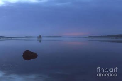 For Busines Photograph - Blue Moment by Veikko Suikkanen