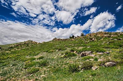 Photograph - Blue Skies by Tony Boyajian