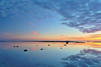 Arctic Photograph - Blue Tones by Frank Olsen