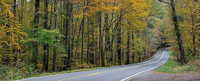Rockbridge Photograph - Blueridge Parkway Virginia by Todd Hostetter