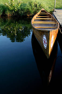 Muskellunge Photograph - Boat 2 by Sandy Fraser