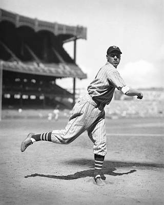 Bob Feller Follow Through Print by Retro Images Archive