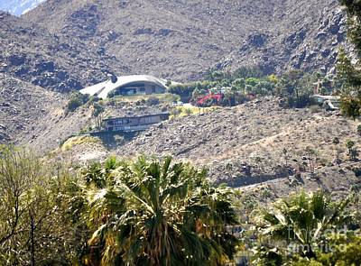 Dolores Photograph - Bob Hope House Palm Springs by Jay Milo