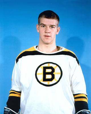 Hockey Games Photograph - Bobby Orr by Retro Images Archive