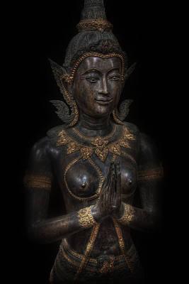 Bodhisattva Princess Print by Daniel Hagerman