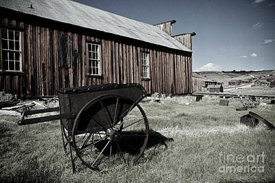 Bodie California Painting - Bodie California  by Nick  Boren
