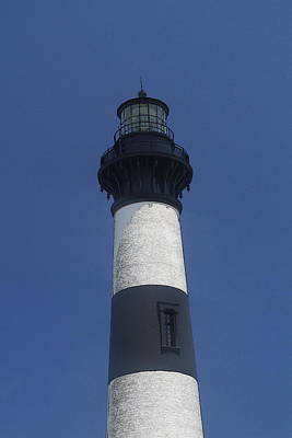 Marshes Photograph - Bodie Lighthouse 20 by Cathy Lindsey