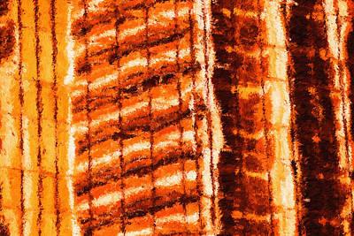 Disorder Digital Art - Body Heat by Ayse Deniz