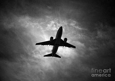 Airliners Photograph - Boeing 737 by Rastislav Margus