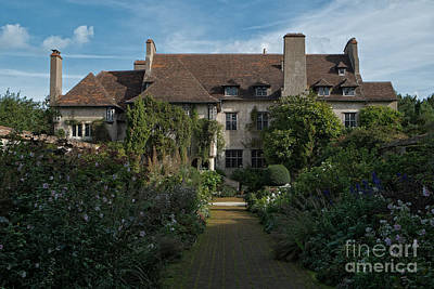 Bois Des Moutiers Print by Brothers Beerens