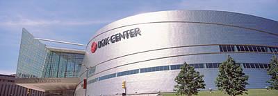 Bok Center At Downtown Tulsa, Oklahoma Print by Panoramic Images
