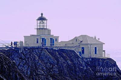 Kathleen Photograph - Bonita Lighthouse by Kathleen Struckle