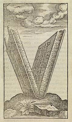 Bible Photograph - Book Of Knowledge by Middle Temple Library