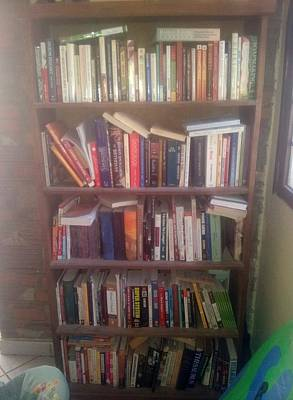Basilio Photograph - Bookshelf by Unique Consignment