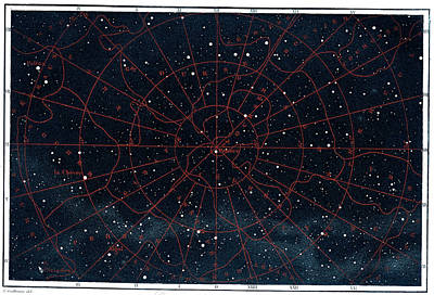 Boreal Constellations Print by Collection Abecasis