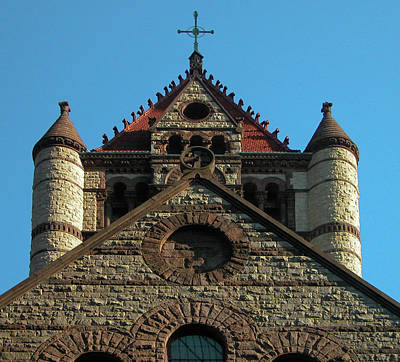 Boston Unity Church 2871 Original by Guy Whiteley