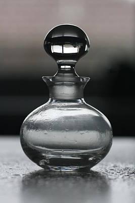 Bottle Print by Joy Watson