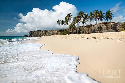 Tropics Photograph - Bottom Bay Beach In Barbados by Matteo Colombo