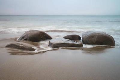 Mendocino Photograph - Bowling Ball Beach by Francesco Emanuele Carucci