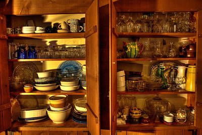 Bowls And Cups And Platters And Things Original by William Fields