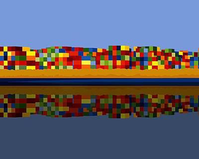 Boxed Original by John Berndt