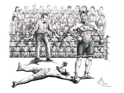 Boxing Day Original by Murphy Elliott