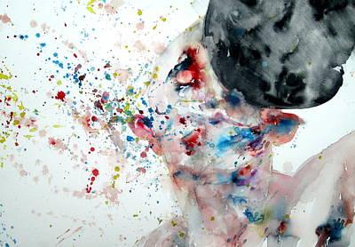 Boxing I Print by Fabrizio Cassetta