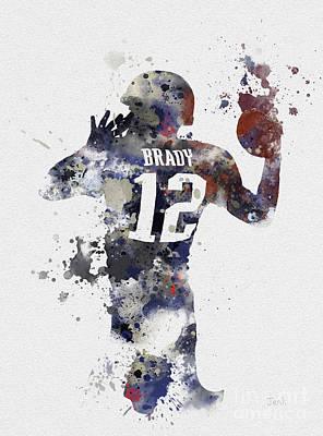 Brady Print by Rebecca Jenkins