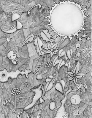 Brain Surgery Print by Dan Twyman