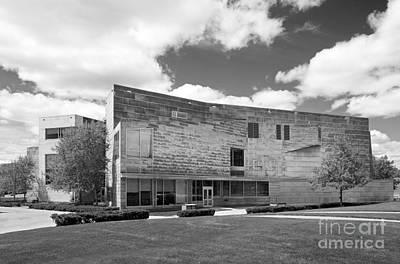 Waltham Photograph - Brandeis University Shapiro Campus Center by University Icons