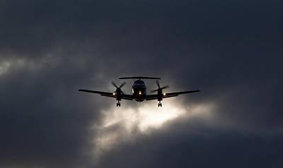 Aircraft Artwork Photograph - Brasilia Breakout by John Daly