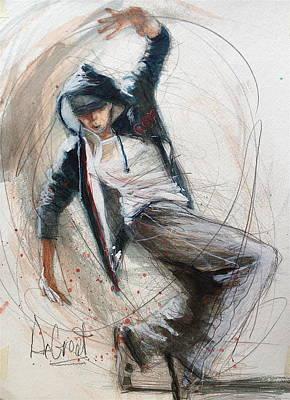 Break Dancer1 Original by Gregory DeGroat