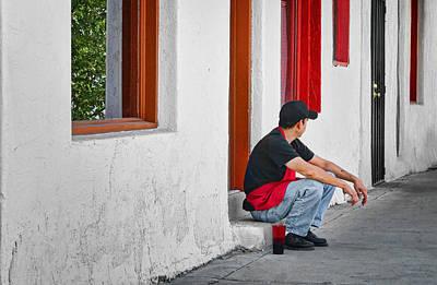 Pause Photograph - Break Time  by Nikolyn McDonald