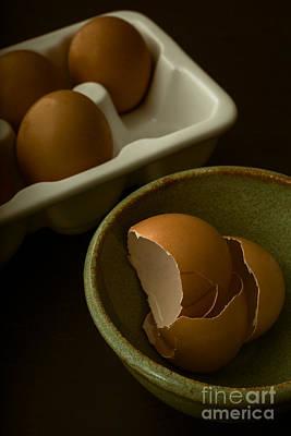 Cookbook Photograph - Breakfast by Edward Fielding