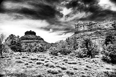 Coconino National Forest Photograph - Breaking Bad by John Rizzuto