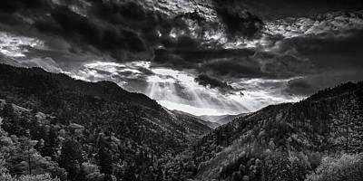 Breaking Light Print by Andrew Soundarajan