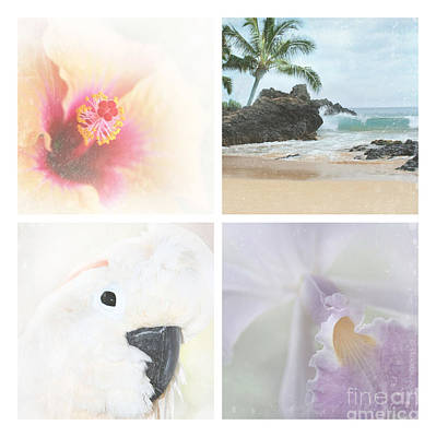 Breathe . Feel The Wind . . . Print by Sharon Mau