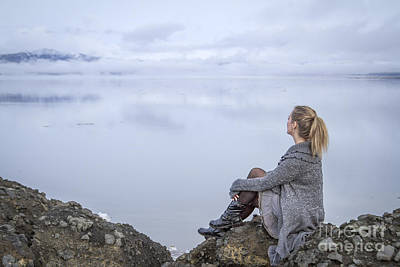 Fresh Air Photograph - Breathe by Evelina Kremsdorf