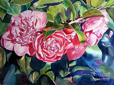 Breathtaking Blossoms Original by Mohamed Hirji