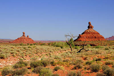 States Photograph - Breathtaking Valley Of The Gods by Christine Till