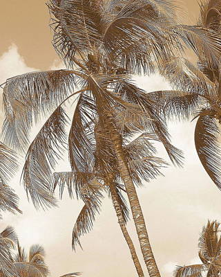 Breeze Print by Athala Carole Bruckner