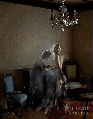 Duchess Digital Art - Brides Maid by Tom Straub